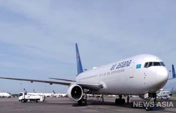 Казахстан думает о запуске авиасообщения с десятью странами