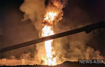 В России потушили пылавшую нефтескважину с помощью противотанковой пушки