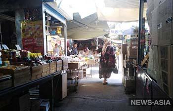 Столица Кыргызстана готовится к закрытию крупных рынков из-за коронавируса