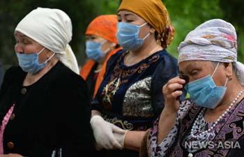 Кыргызстан вспоминает жертв Ошских событий 2010 года