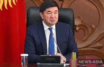 Премьер-министр Кыргызстана Мухаммедкалый Абылгазиев подал в отставку