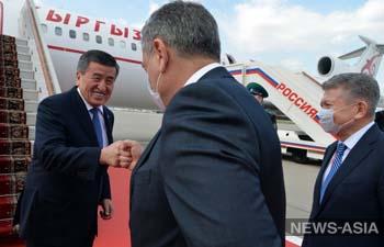 Президент Кыргызстана не попал на Парад Победы из-за коронавируса