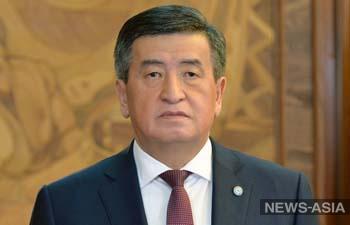Президент Кыргызстана сравнил коронавирус с Великой Отечественной, но выборы не отменил