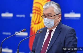 В Кыргызстане коронавирусом заболели глава Минздрава и его заместитель