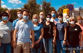 Москва отправила  врачебный десант на помощь Казахстану  для борьбы с коронавирусом