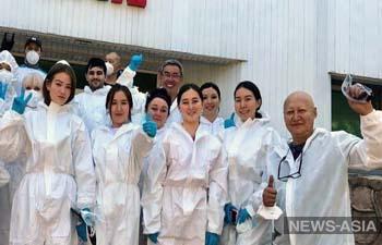 Кыргызский врач Женишбек Назаралиев отдал свою клинику под борьбу с COVID-19 и пневмонией