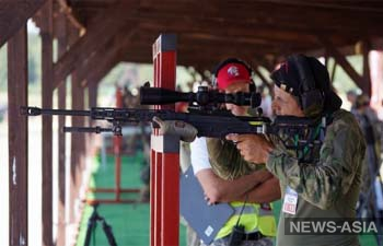 В Свердловской области принимают Евроазиатский чемпионат по снайпингу