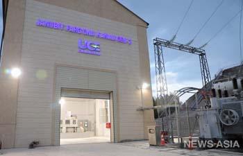 Узбекистан запустил в строй ГЭС мощностью 7,05 МВт в Андижанской области