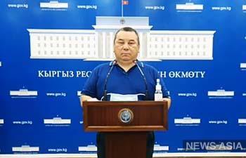 Карьерный рост: Балбак Тулобаев стал полпредом правительства Кыргызстана в Иссык-Кульской области