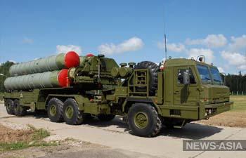 Москва приостанавливает поставки Пекину ракет для ЗРК С-400«Триумф»