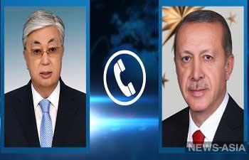 Казахстан посетит с официальным визитом президент Турции Реджеп Тайип Эрдоган