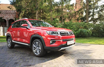 В СНГ продажи автомобилей Changan выросли в 4 раза