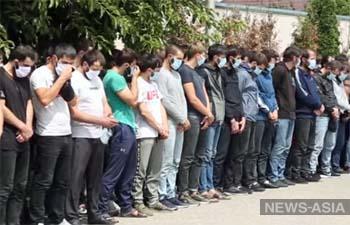 В Чечню из Москвы прибыли на перевоспитание парни с наркозависимостью