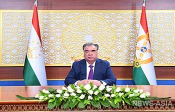 Таджикистан определился с датой президентских выборов-2020