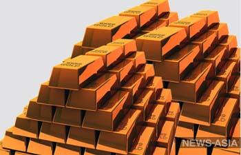 Банки России начали наращивать объемы золота в хранилищах (инфографика)