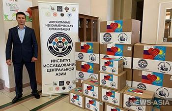 Татарстан продолжает помогать Казахстану в условиях пандемии