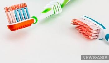 В России из переработанных зубных щеток будут делать тротуарную плитку