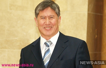 Алмазбек Атамбаев: «Нужно снять путы с бизнеса, освободив его от всевозможных проверок»