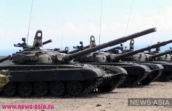 Двадцатилетие независимости Киргизия встретит военным парадом