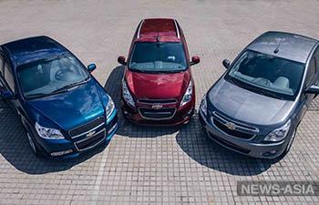 Со 2 сентября в России изменились цены на Chevrolet