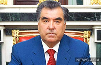 Президент Таджикистана Эмомали Рахмон решил идти на выборы