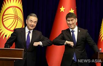 Кыргызстан получил новый грант от Китая