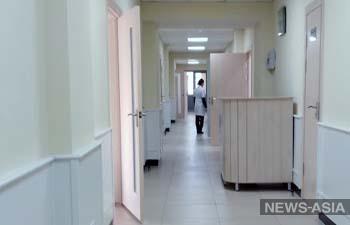 Казахские села обеспечены врачами только на 16, 1%