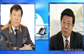Таджикистан и Китай стали союзниками против экстремизма,терроризма и сепаратизма