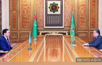 Туркменистан создаст на границе с Казахстаном свободную таможенную зону