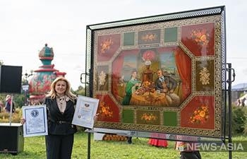 В России состоялся IV фестиваля российского гостеприимства САМОВАРФЕСТ-2020