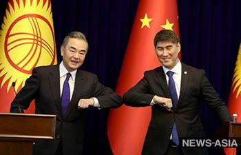 Бишкек поддерживает позицию Пекина по Гонконгу, Тайваню и Синьцзяню