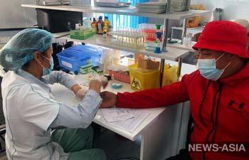 Бишкекчан перед второй волной коронавируса призывают пополнить ряды доноров крови
