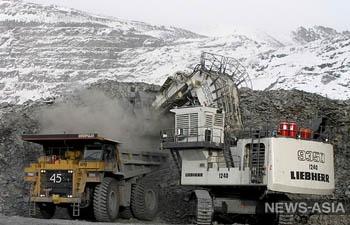 В Кара-Кече захватили угольное месторождение