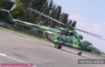 Российская авиабаза в Кыргызстане готовится противостоять террористам