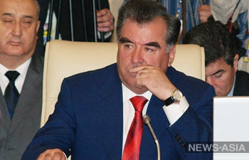 В Таджикистане выбирают президента
