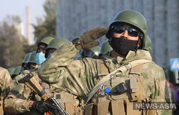 Вторая попытка: Президент повторно ввел режим ЧП в Бишкеке