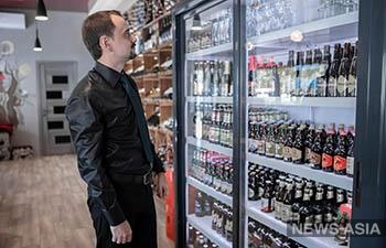 Винтаж Wine&Beer в Бишкеке - место для свиданий и посиделок с друзьями