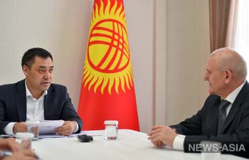 Русский язык в Кыргызстане останется официальным – и.о президента, премьер Кыргызстана Жапаров