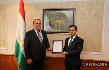 В Таджикистане открывают второй государственный  банк