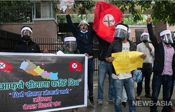 Китай съедает непальскую территорию