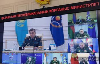 Казахстан предложил ОДКБ использовать в военных учениях опыт из современных вооруженных конфликтов