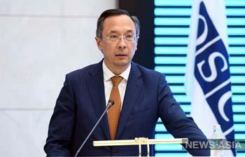Верховным комиссаром ОБСЕ по делам национальных меньшинств впервые стал казахстанец