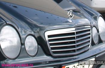 В Кыргызстане больше всего немецких и российских автомобилей