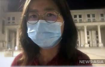 Европейский союз призывает Китай освободить журналистку, осужденную за рассказ миру о коронавирусе в Ухане