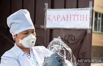 В Кыргызстане за сутки от коронавируса умерли два человека