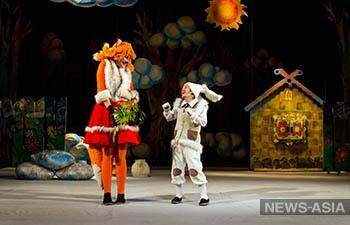 В Бишкеке возобновляет показ спектаклей Русский театр