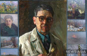 В Бишкеке откроется выставка классика кыргызской живописи Федора Стукошина