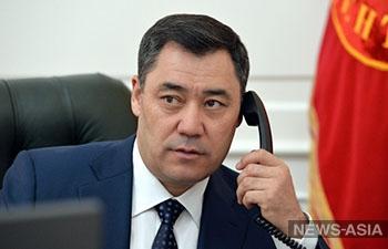 Садыр Жапаров: Русский - не только официальный, но и язык межнационального общения в стране