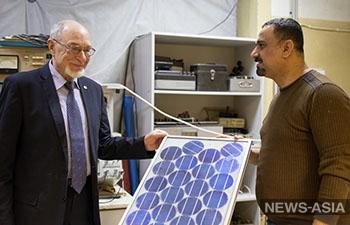 В Екатеринбурге создали прибор для получения чистой воды с помощью солнечной энергии
