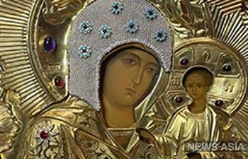 Вознесенский собор Алматы украсит новая святыня